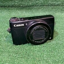 Canon PowerShot G7 X MK I 20.2MP HD 1080p Camera Flip Screen LENS FLAW
