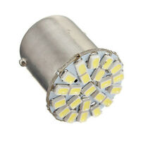 10X 1156 BA15S voiture blanche P21W 1129 22 1206 LED SMD queue Signal Lampe A MA