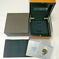 Panerai watch box genuine case booklet with outer box / 200320163
