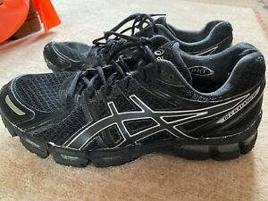 Mens ASICS Gel-Kayano 19 Running Shoes Runners T300N Size US 10.5 - Ok to Good