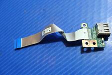 "HP Pavilion g7-2000 Series 17.3"" Genuine USB Board w/Cable DAR33TB16C0"
