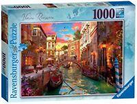 15262 Ravensburger Venice Romance Jigsaw Puzzle 1000 Piece 12 Years+