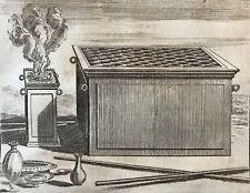 Temple des parfums Jacob Matham 1571-1663 après Hendrick Goltzius Israël Juif