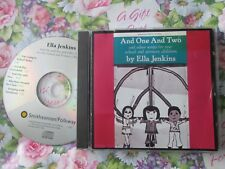 Ella Jenkins And One And Two And Other Songs For Pre-School And Primary Child