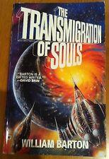 The Transmigration of Souls - William Barton 1st US 1996