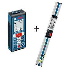 BOSCH GLM80 Laser Rangefinder Distance Angle Measurer with R60 Aluminum Rail