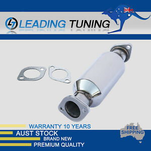 Stainless Steel Exhaust Decat Pipe Fit For Toyota Celica ST202 2.0 3S-GE 1993-99