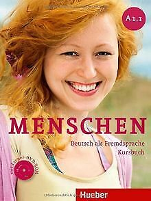 Menschen A1/1. Kursbuch mit DVD-ROM: Deutsch als Fremdsp... | Buch | Zustand gut