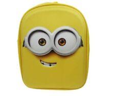 Sacs jaunes en polyester pour garçon de 2 à 16 ans