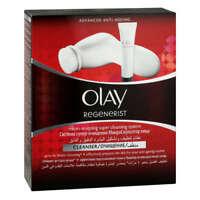 Olay Regenerist Micro-Sculpting Super Cleansing System, 1-Kit