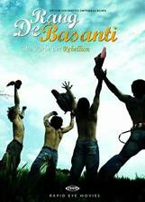 Rang De Basanti - Die Farbe der Rebellion DVD Aamir Khan Bollywood
