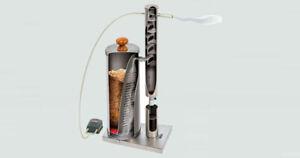 Smoke generator Hanhi 2,Smokehouse,Smoked meat, fish,Fume,Rec,Dry-cure,smoke-dry