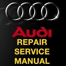 AUDI A6 C6 2004 2005 2006 2007 2008 2009 2010 SERVICE REPAIR MANUAL