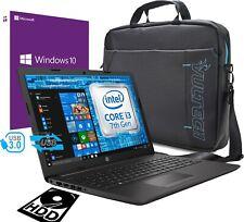 "NOTEBOOK HP 250 G7 DISPLAY 15,6"" I3-7020U RAM 4GB HD 500GB WINDOWS 10 PRO +BORSA"