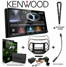 New listing Kenwood Excelon Dnx994S, Dashkit for Jeep cherokee + Ads-Mrr + Antenna Adapter