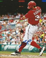 Bryce Harper Autographed Signed 8x10 Photo (  Phillies ) REPRINT