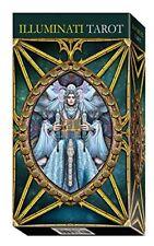 Lo Scarabeo Tarot Illuminati 78 Cards & Instructions