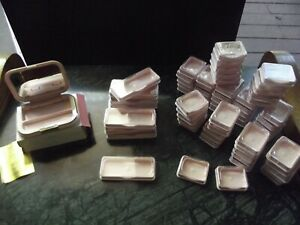 Lot of (68) Compacts- eye shadow, glamour w/ mirror, 28Z perfect powder Mary Kay