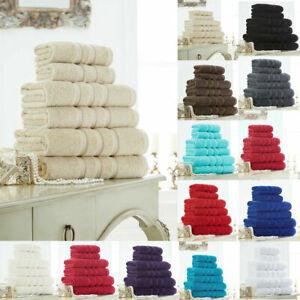 Luxury 100% Egyptian cotton Zero Twist super soft 600 GSM towels hand bath towel