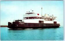 Ferry M.V. LORD SELKIRK Wood Islands, Prince Edward Islands~Carriboo Nova Scotia