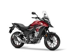 Honda CB500X One only £99 deposit, £99.80pm and 0%APR finance