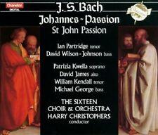 ohann Sebastian Bach - Bach: St John Passion [CD]