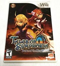 PRE-OWNED Tales of Symphonia: Dawn of the New World (Nintendo Wii, 2008)