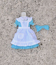 Outfit Azone cortume 23cm Alice Set  dress doll