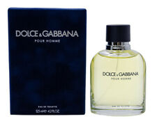 Dolce & Gabbana Pour Homme 4.2 oz EDT Cologne for Men New In Box