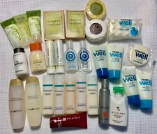 Lot of 30+ Travel Size Assorted Resort Hotel Shampoos Conditioners Lotions Soap