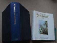 100 Mooiste SPROOKJES van Europa, Strich + illustr. Hauptmann, kolossaal boek !