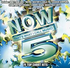 Now,That's What I Call Music Vol. 5 (CD, Nov-2000, Sony Music Distribution )