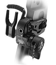 New QAD Ultra Rest HDX Black RH Arrow Rest Quality Archery Design w/ Knife & DVD