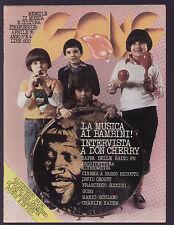 GONG 4/1976 REDAELLI GALLANT TEAM SCHIANO CAMISASCA GENE CLARK SEEDS GUCCINI