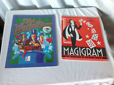 Volume 12 Number 2 October 1979 Magigram + The Magic Show Souvenir Book 1978
