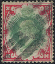 Tmm* 1902-11 Great Britain general issue S#138 Vf used/hinge/medium cancel