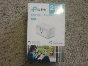 TP-Link Smart Wi-Fi Plug Mini Google Assistant Amazon Alexa NEW