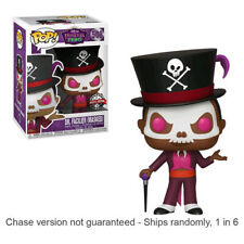 Dr Facilier (masked) Chase Princess and The Frog #508 Funko Pop Vinyl RARE Glow