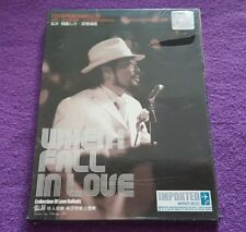 Chang Fei ( 張菲 ) ~ When I Fall In Love ( Taiwan Press ) Cd