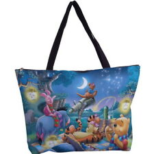 Winnie The Pooh Tote Handbag Shoulder Bag Messenger Purse p26 w1053
