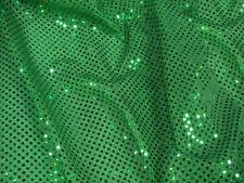 Or Paillettes Lurex Disco Danse Robe fantaisie tissu Gratuit P /& p Sample