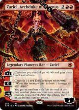 FOIL BORDERLESS Zariel, Archduke of Avernus 285 - Adventures in the Forgotten Re