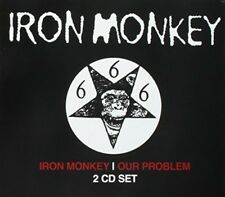Iron Monkey - Our Problem/Iron Monkey [New CD]