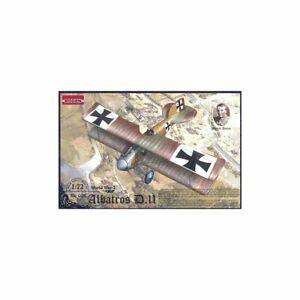 Roden Rode6 Albatros D.II World War 1 1/72
