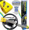 StopLock Original High Security with LED Car Van Anti Theft Steering Wheel Lock