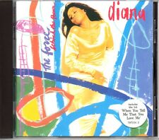 DIANA ROSS - THE FORCE BEHIND THE POWER - CD ALBUM