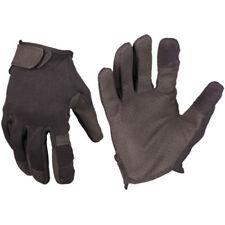 Guantes y manoplas de hombre en color principal negro de poliamida