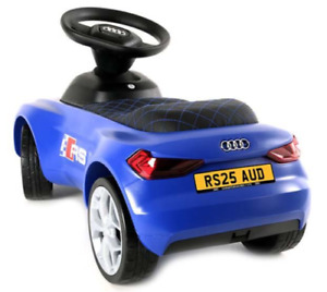 AUDI LIMITED EDITION AUDI JUNIOR RS RIDE ON CAR ONLY 175 MADE  GENUINE