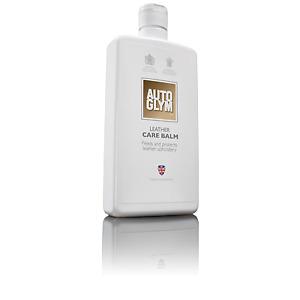 Autoglym Leather Care Balm 500ml Ph Neutral Nourishing Cream