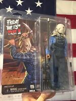 NECA Friday the 13th Part 2 JASON VOORHEES NEW